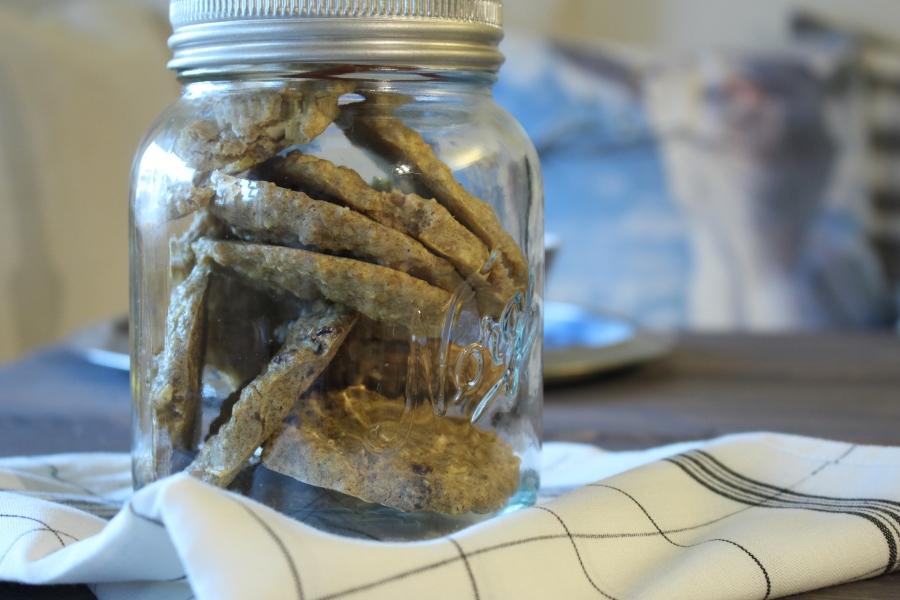 Myke og sukkerfriehavrekjeks