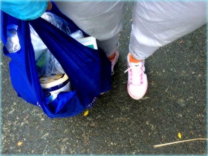 Å gå til butikken for å handle eller gjøre andre dagligdagse gjøremål til fots, vil bidra til å øke hverdagsaktivieten din og gi en positiv effekt på helsen din.