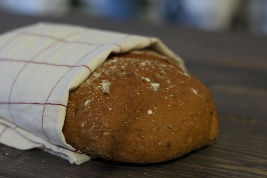 Langtidshevet gulrotbrød